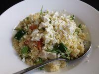 Vega couscous salade - Dietistleiden.nl